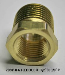 Cnc Lathing Brass Parts