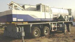 Used Hydranlic Truck Crane Tadano Tg800 80 Ton