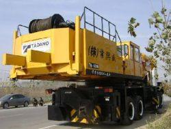 Used Crane Tadano Tg1600-m 160ton