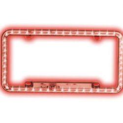 Led Licence Plate Frame