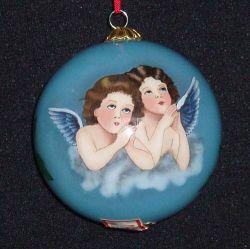 Chinese Chirstmas Ornaments,glass Balls