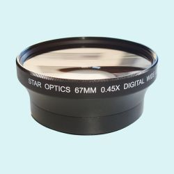67mm Wide Angle Conversion Lens