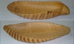 Bamboo Fruit Plate