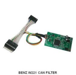 Benz W221 Can Filter