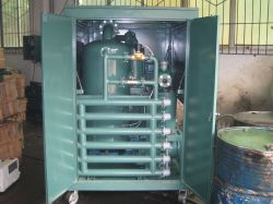 Moible Type Transformer Oil Purification Machine/