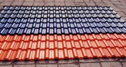 Pvc Roof Tiles(691)-pvc Sheet
