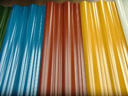 Plastic  Tiles--upvc Sheet