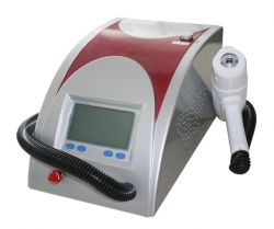 Q Switch Yag Laser Tattoo Removal Beauty Equipment