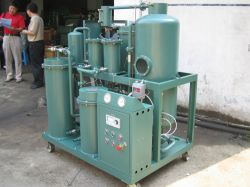 Hydraulic Oil Purification/oil Purifier