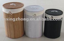 Bamboo Laundry Basket ,bamboo Hamper