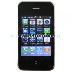 "3.2"" Quad Band Dual Sim Card Dual Standby Iphone S"