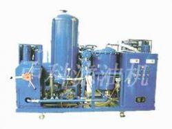 Zya Multifunction Lubrication Oil Purifier Plant