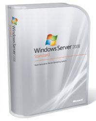 Windows Server 2008 Standard Retail Box
