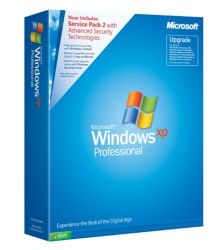 Windows Xp Professional Sp2 Retial Box