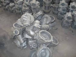 Sand Casting Components