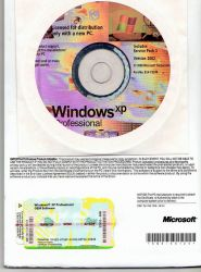 Windows Xp Professional Sp3 Oem