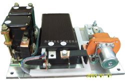 Dc Controller Assembly/high Current Dc Speed Contr