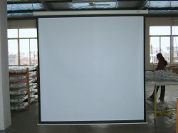 Wall Manual Projection Screen