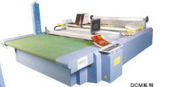 Dcm1720-5 Multi-layer Garment Die Cut Machine