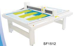 Sf1512 Die Cut Flat Bed Costume Cutter Machine