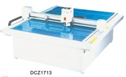 Dcz1713 Carton Box Die Cut Plotter Sample Flat Bed