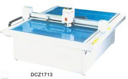 Dcz1713 Carton Box Die Cut Plotter Sample Flat Bed