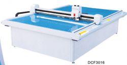 Dcf 3016 Garment  Die Cut Flat Bed Machine