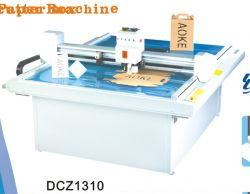 Dcz1310 Carton Box Die Cut Plotter Sample Flat Bed