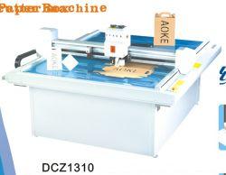 Dcz1310 Carton Box Die Cut Plotter Sample Flat Bed