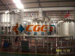 3000l Three Vessels Brewhouse System