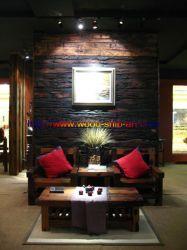 Old Ship Wooden Furniture-sofa