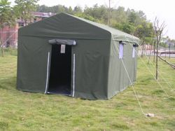 Earthquake Military Tent For Refugee