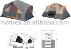Refugee Family Tent