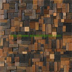 Old Ship Wooden Furniture- Mosaic
