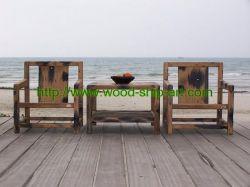 Old Ship Wooden Furniture-beach Chair