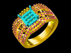 Jewelry Wax Mold