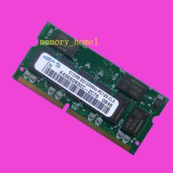 512mb Pc133 144pin Sdram Low Density Laptop Ram
