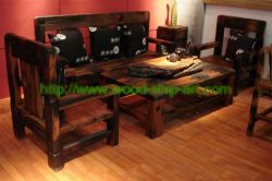 Old Ship Wooden Furniture-chair