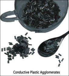 Conductive Plastic Agglomerates,esd