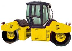 Gwc210h Road Roller