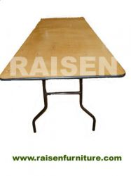 Sell Banquet Folding Table,plywood Table