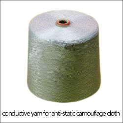 Conductive Fiber,conductive Yarn For Anti Static C