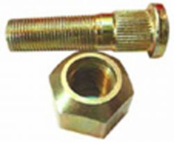 High Strength Hub Bolt With Nut