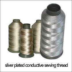 Silver Plated Conductive Sew Thread