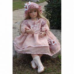 24'' Vinyl Girl Doll