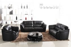 Leather Sofa Is117