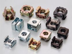 Hung Type Cage Nut,zinc Galvanized Cage Nut