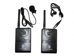 2.4g Wireless Tour Guide System