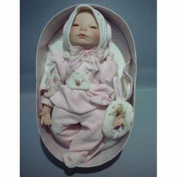 20'' Porcelain Reborn Baby Doll