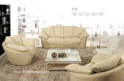Leather Sofa Is01